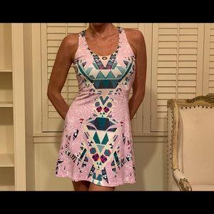 Mara Hoffman new mini dress